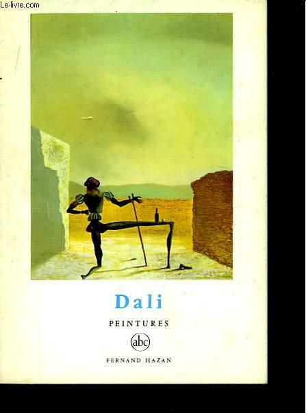 Dali, peintures.