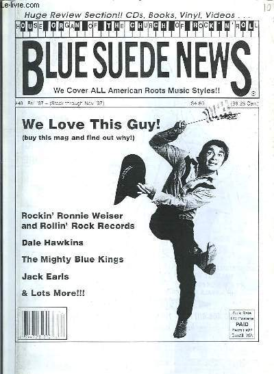 Blue Suede News N°40