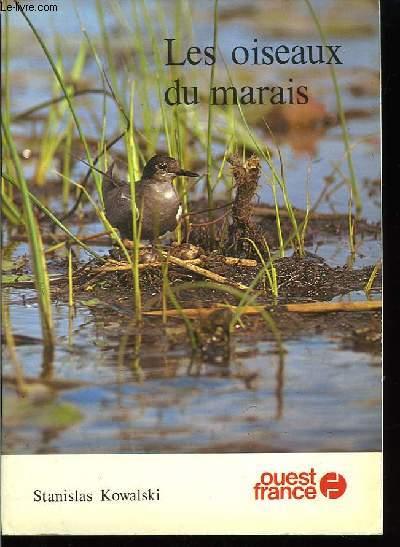 Les oiseaux du Marais.