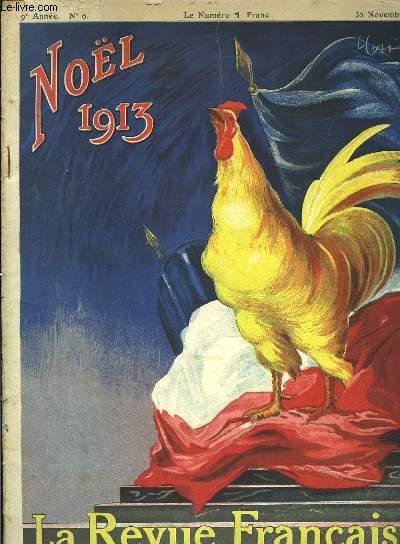 La Revue Française. N°9, 9ème année.