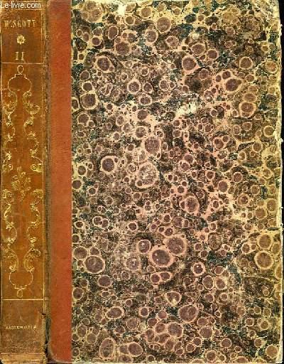 Oeuvres de Walter Scott. TOME 11 : Kenilworth.