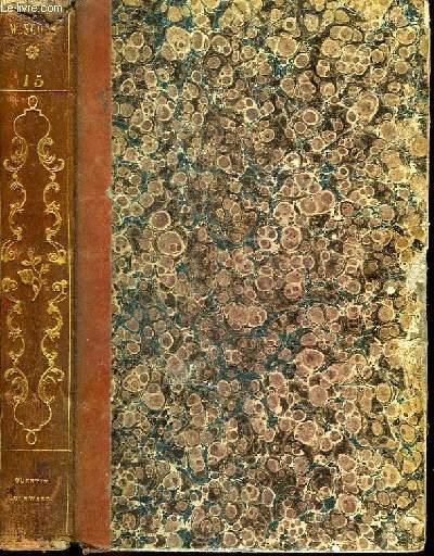 Oeuvres de W. Scott. TOME 15 : Quentin Durward.
