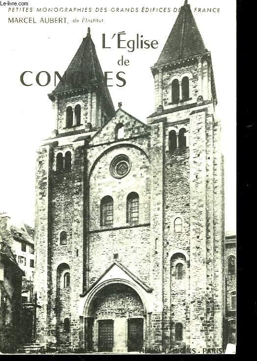 L'Eglise de Conques.