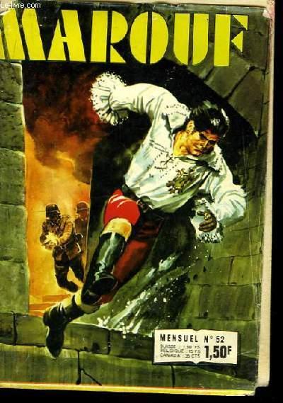 Marouf n°52 : Le Passage secret.