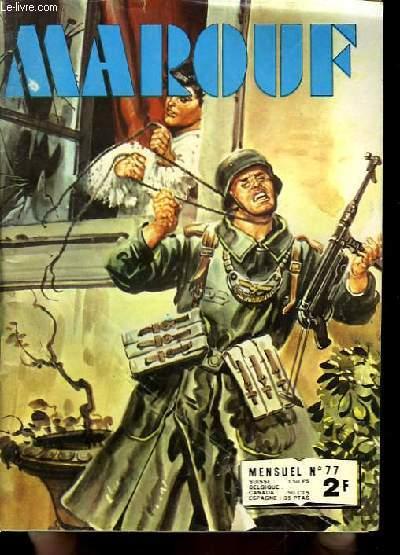 Marouf n°77 : Le plan des colonels ...
