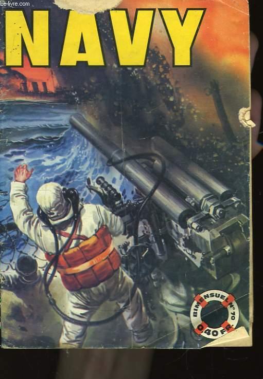Navy n°70 : Opération canard rouge.