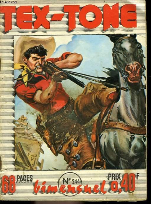 Tex-Tone n°224 : Le Joueur.