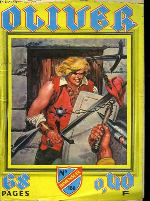 Oliver n°188 : Un outlaw à Paris.