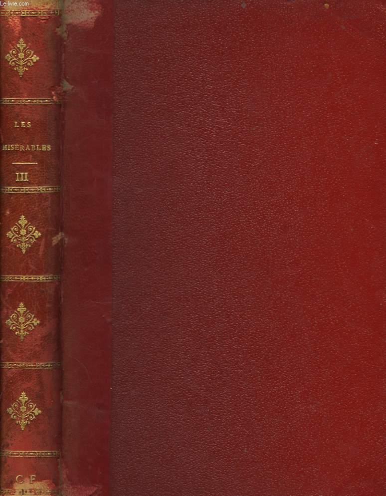 Les Misérables TOME III