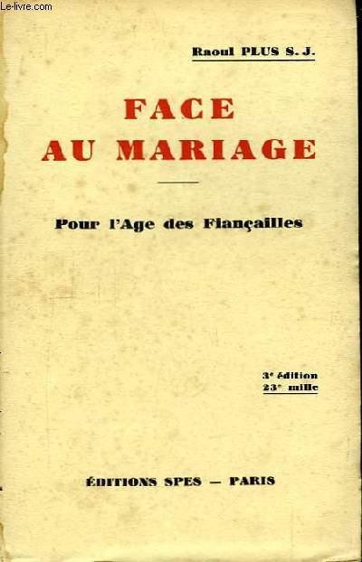 Face au Mariage