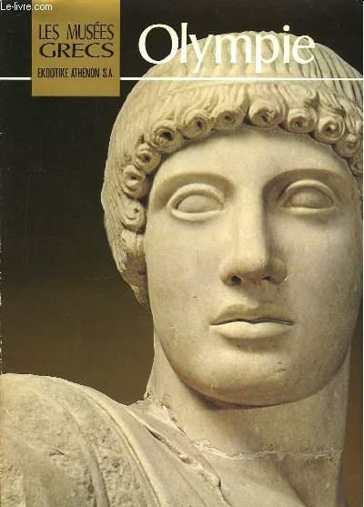 Les Musées Grecs. Olympie.