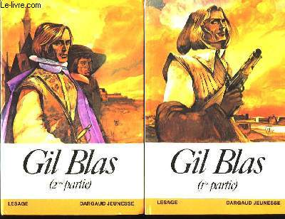 Gil Blas. En 2 Tomes.