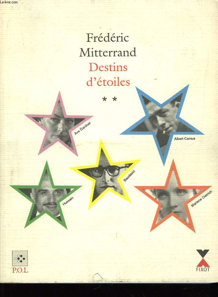 Destins d'étoiles. TOME II