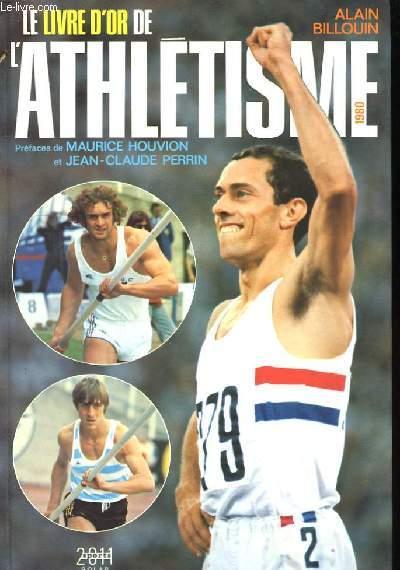 Le Livre d'Or de l'Athlétisme 1980