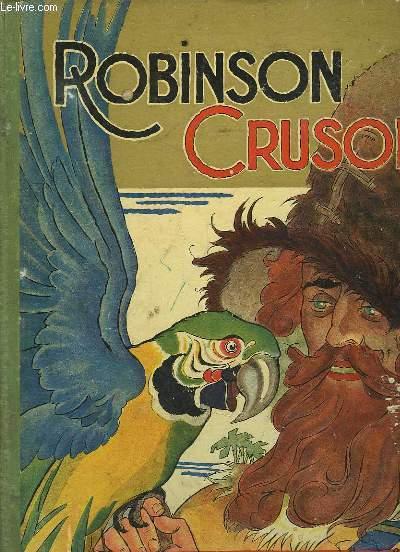 Robinson Crusoé.