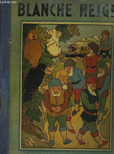 Contes de Grimm : Blanche Neige - Les Douze Frères - Les Quatre Frères Adroits - Jean et les Brigands.