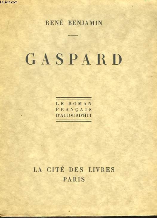 Gaspard.