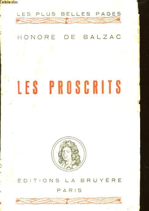 Les Proscrits.
