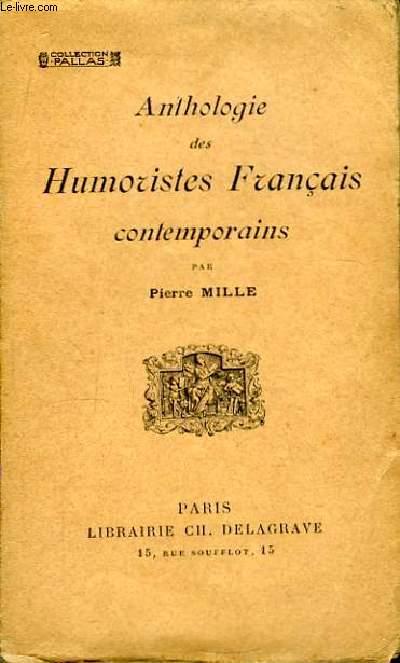 Anthologie des Humoristes Français contemporains.