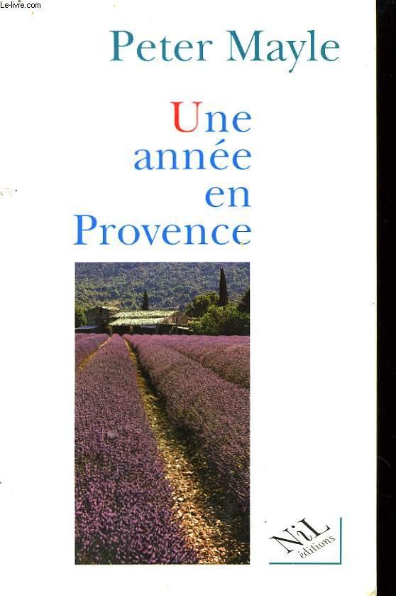 Une année en Provence.