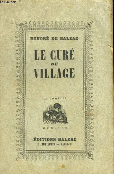 La Curé de Village.