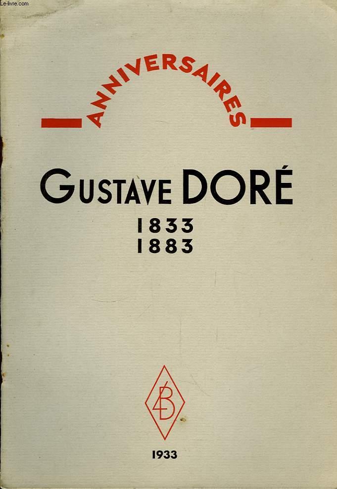 Gustave Doré 1833 - 1883