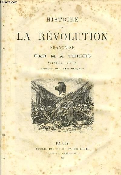 Histoire de la Révolution Française. TOME II