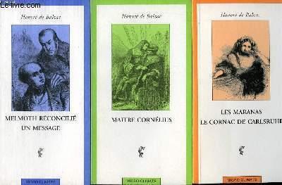 Oeuvres de Balzac. En 6 volumes