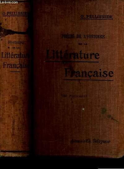 Précis de la Littérature Française.