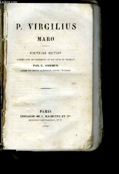 P. Virgilius. Maro.