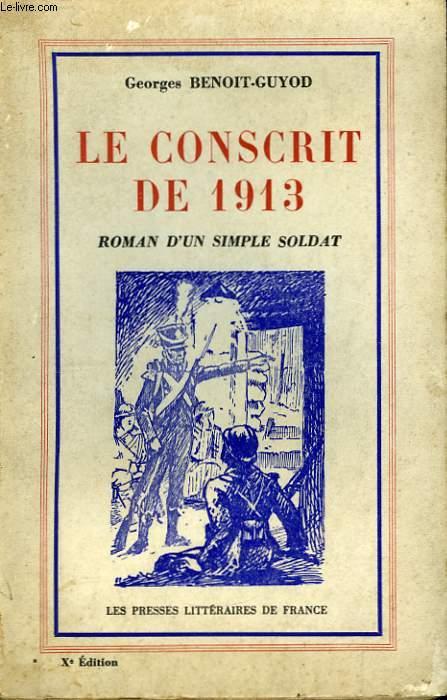 Le conscrit de 1913