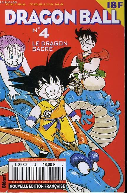 Dragon Ball N°4 : Le Dragon sacré.