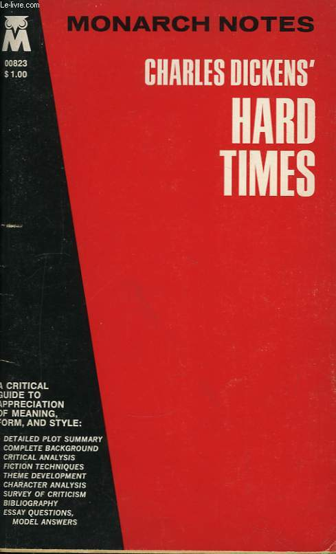 Hard Times.