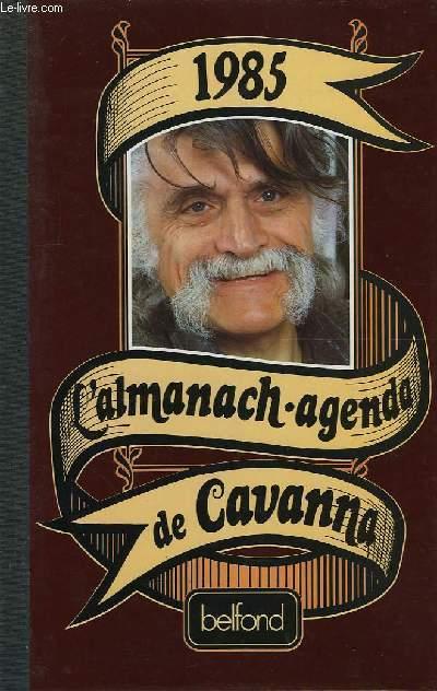 L'Almanach-Agenda de Cavanna, 1985