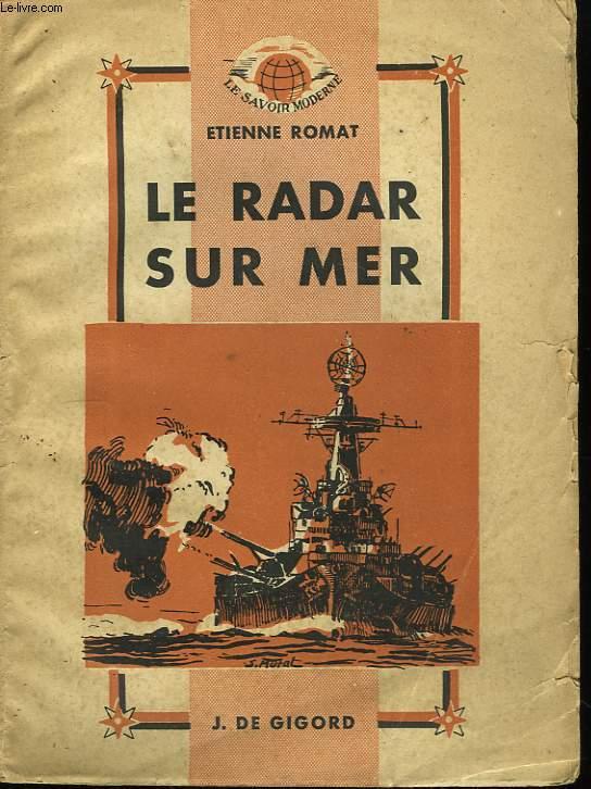 Le Radar sur Mer