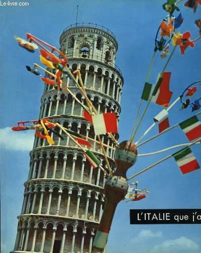L'Italie que j'aime
