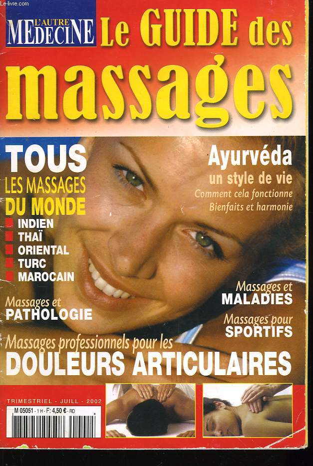 Le Guide des Massages.