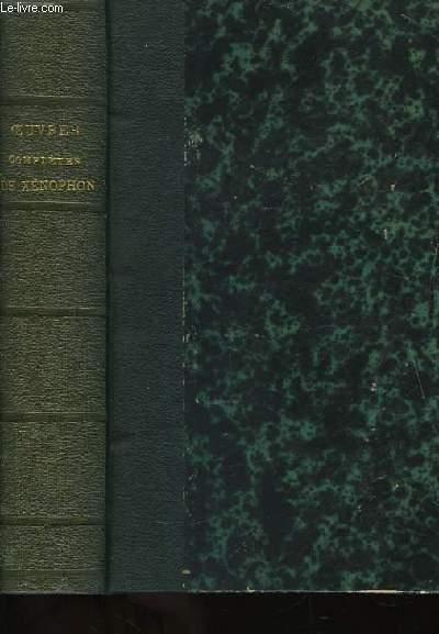 Oeuvres complètes de Xénophon. TOME Ier