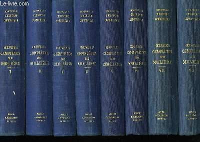 Oeuvres complètes de Molière. En VIII TOMES