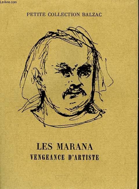 Les Marana, vengeance d'artiste.