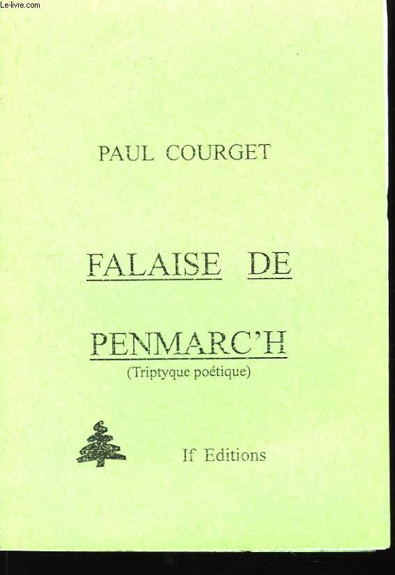 Falaise de Penmarc'h (Triptyque poétique)