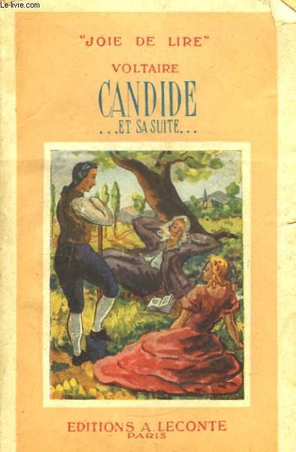 Candide ... et sa suite ...