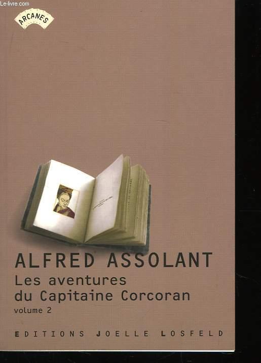 Les Aventures (merveilleuses mais authentiques) du Capitaine Corcoran. Vol. 2