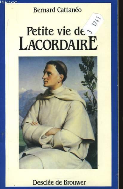 Petite Vie de Lacordaire