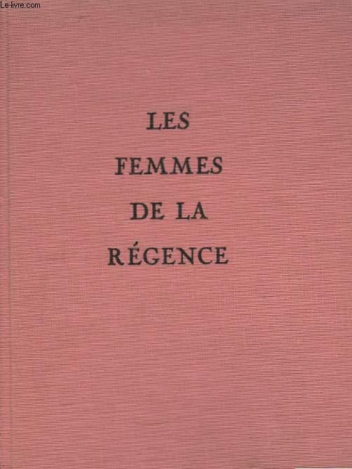 Les femmes de la Régence