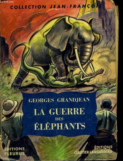 La guerre des éléphants