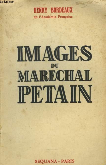 Images du Maréchal Pétain