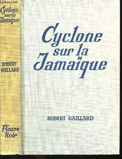 Cyclone sur la Jamaïque