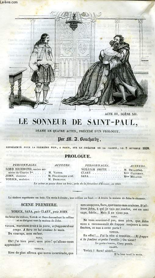 Le Sonneur de Saint-Paul