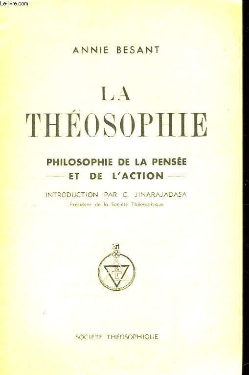 La Théosophie.